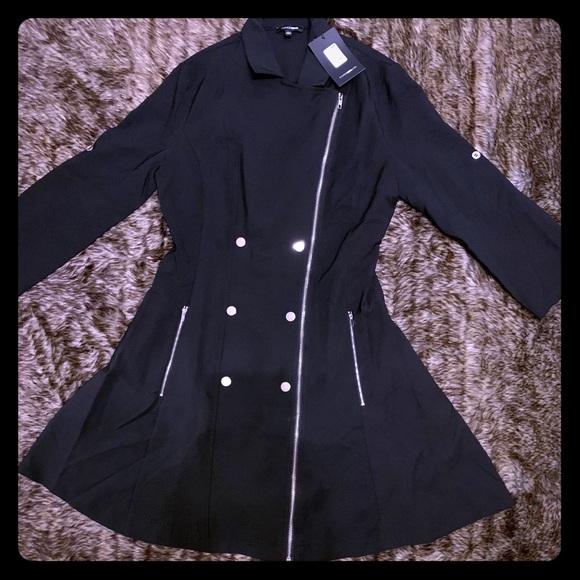 Fashion Nova Dresses & Skirts - Size L fashionova black dress NWT